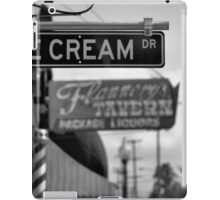 Small Town Ambience iPad Case/Skin