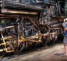 All Aboard by Mike  Savad