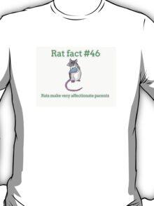 RAT FACTS #46 T-Shirt