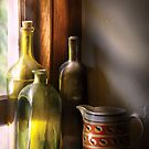 Three bottles by Mike  Savad