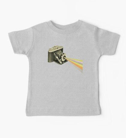 It's a Colourful World Baby Tee