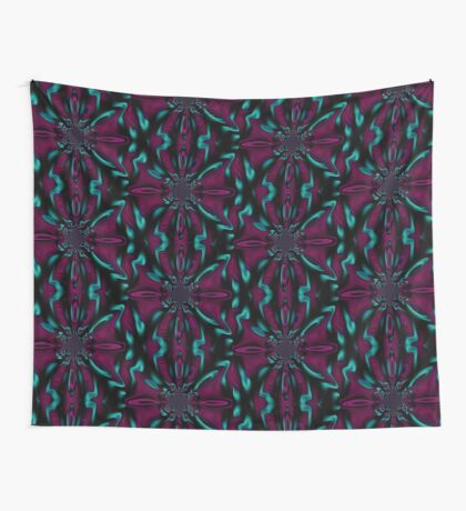 Purple Passage Wall Tapestry