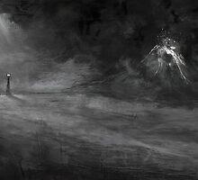 Mount Doom by Wisesnail