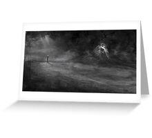 Mount Doom Greeting Card
