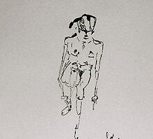 Crouch by SophieEllen