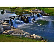Waterfall 11 Photographic Print