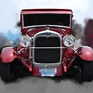 Hot Rod Dreams by Greg Lester