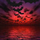Flying bats by 4Seasons