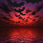 Flying bats by 4Seasons