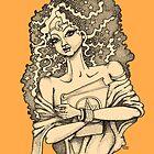High Priestess by QueenMab