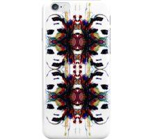 Multiple Faces of Gemini iPhone Case/Skin