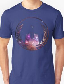 Cosmic Anonymous Unisex T-Shirt