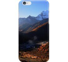 highland - tc iPhone Case/Skin