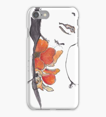 Seductive Nature of a Flower iPhone Case/Skin