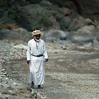 Arab in Oman by Julie Waller