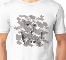Weeping Angel Unisex T-Shirt