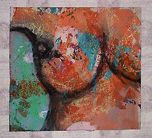 Breast  by bernard lacoque