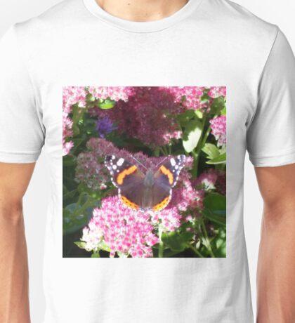 Red Admiral Unisex T-Shirt