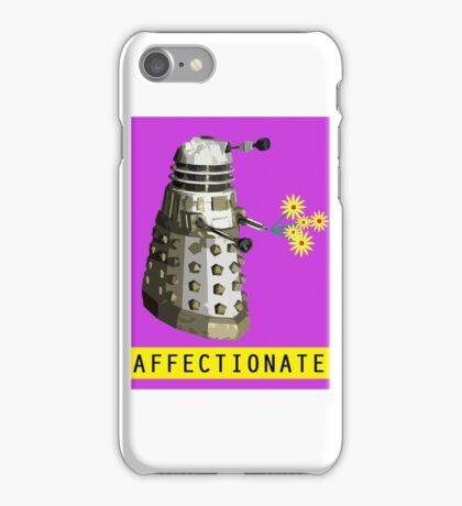 Affectionate Dalek iPhone Case/Skin