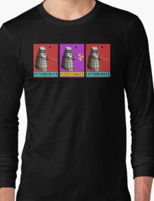 Affectionate Dalek Long Sleeve T-Shirt