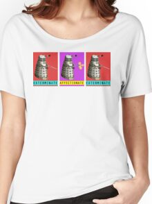 Affectionate Dalek Women's Relaxed Fit T-Shirt