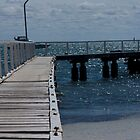 Rottnest Island Jetty by KBloodGallery