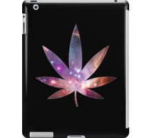 Cosmic Pot Leaf iPad Case/Skin