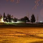 Lonely Park by JohnBassler
