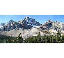 Icefields Parkway - Canada: September 2008 Photographic Print