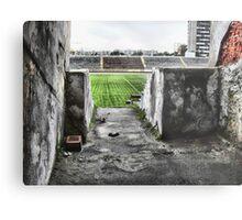 Lviv stadium Metal Print