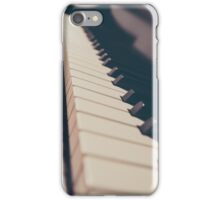 Let's Play a Tune iPhone Case/Skin