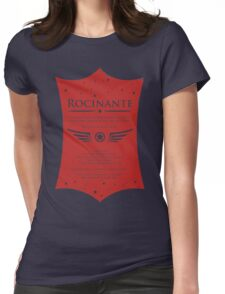 Rocinante Womens Fitted T-Shirt