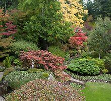 Butchart Sunken Gardens by KBloodGallery