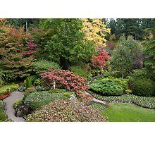 Butchart Sunken Gardens Photographic Print