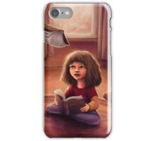 Little Bookworm iPhone Case/Skin