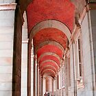 Archways in Madrid by Elana Bailey
