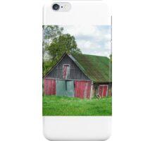 Typical Virginian Barn iPhone Case/Skin
