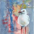 Seagull  by Tom Godfrey