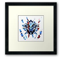 Masked dream (exclusive) PeewieDesigns Framed Print