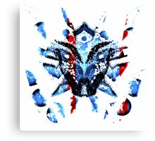 Masked dream (exclusive) PeewieDesigns Canvas Print