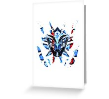 Masked dream (exclusive) PeewieDesigns Greeting Card