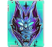 Mystic Wolf  iPad Case/Skin
