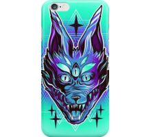 Mystic Wolf  iPhone Case/Skin