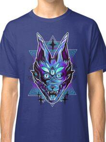 Mystic Wolf  Classic T-Shirt