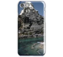 Vintage Matterhorn iPhone Case/Skin