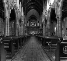 St David's Cathedral by Ben Rae