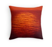 Martian Sunrise!!! Throw Pillow