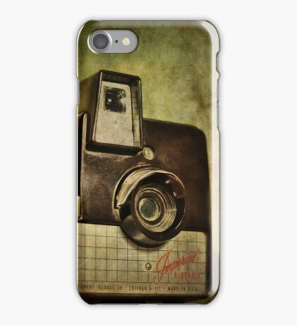 Imperial Debonair iPhone Case/Skin