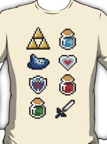 Zelda Items V.2 T-Shirt