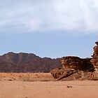 Wadi Rum, Jordan by Julie Waller